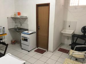 A kitchen or kitchenette at Betesda