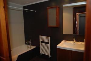 A bathroom at Apartamento Enol