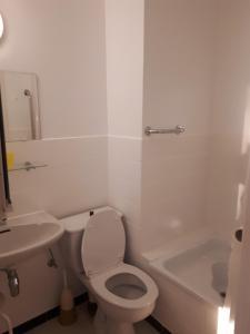Ein Badezimmer in der Unterkunft Studio Mare Nostrum