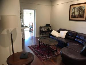 A seating area at Barossa Shiraz Estate