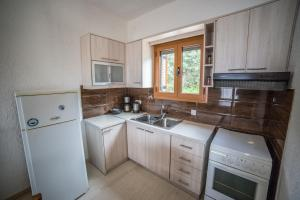 Cucina o angolo cottura di Bay View Apartments