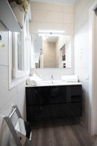 Een badkamer bij Apartamento cerca de la estación de Atocha