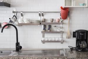 Nhà bếp/bếp nhỏ tại Cinque Terre d'Amare