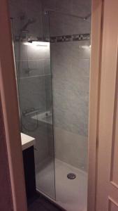 Ein Badezimmer in der Unterkunft Residentie Maria Lucia