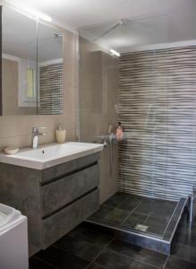 Ванная комната в Ariadny's House at Aristotelous Park