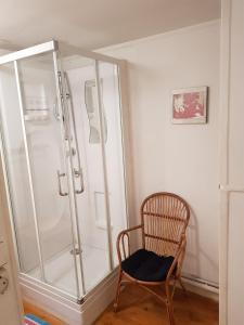 Ein Badezimmer in der Unterkunft Quai Peree Apartement