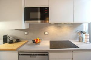 Küche/Küchenzeile in der Unterkunft Vanessa Apartment