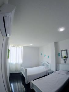 A bed or beds in a room at Cozy aparment