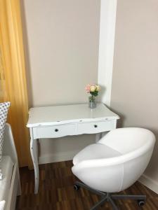 Ein Badezimmer in der Unterkunft Apartment Ariana