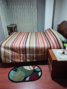 Cama o camas de una habitación en Miravalle Lodge Apart