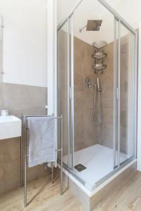 A bathroom at Residence Giulietta