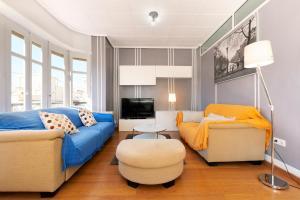 Setusvæði á Apartamentos Turia
