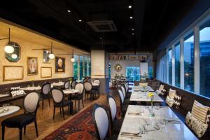 Restoran atau tempat makan lain di Citadines Rasuna Jakarta
