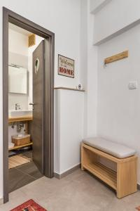 Kopalnica v nastanitvi Studio Apartment Madonna
