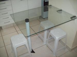 A bathroom at Flats Residence Bueno
