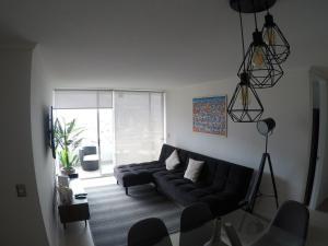 Zona de estar de Edificio bulnes labbe