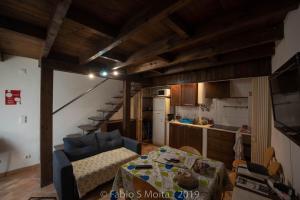 Posezení v ubytování Bella 's House 3