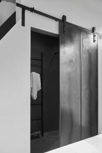Een badkamer bij NRDRHVN91
