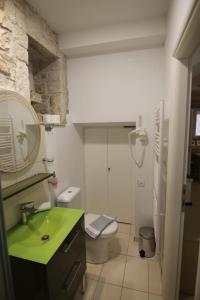 Salle de bains dans l'établissement NJ Corfu Liston Apartments