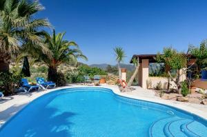 "The swimming pool at or near Casa rural ""Es Murtar"" SANT JOSEP DE SA TALAIA"