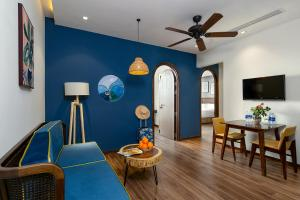 Tropical House Apartment Da Nang