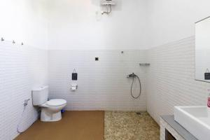 A bathroom at Tala House Bandung. Perfect for family and friends