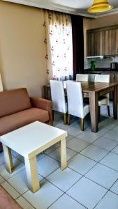 Гостиная зона в Kara Family Apart