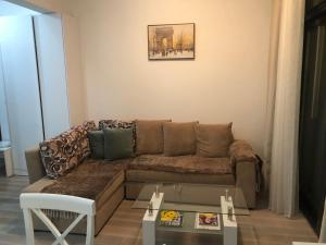Area soggiorno di Apartment More