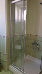 Salle de bains dans l'établissement Žabljak City Center Apartments