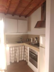 A kitchen or kitchenette at Mercatale