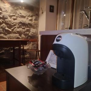 Cuisine ou kitchenette dans l'établissement Casa Magrini