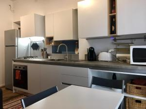 A kitchen or kitchenette at Temporary Family House