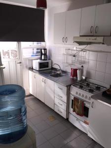 Una cocina o kitchenette en Los Cerros 2