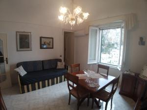 A seating area at Casa Eden