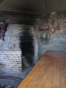 Apartemendi külastajatele saadaval grillimisvõimalused