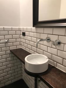 A bathroom at Appartamento Lusso Milano Centro Duomo Castello P1
