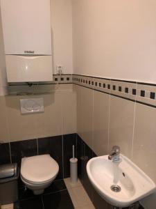 Ένα μπάνιο στο PragueStars Korunní