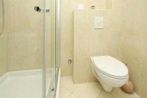 Koupelna v ubytování Sea Star Luxury Apartment