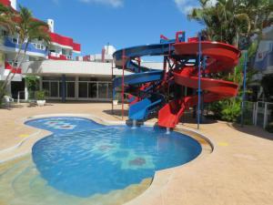Parque acuático en el apartamento o alrededores