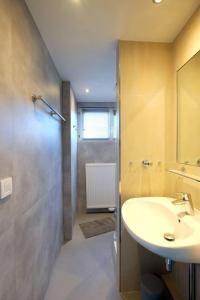 A bathroom at Bie de Borreger