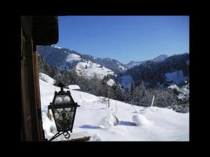 Apartment Les Herbelands im Winter