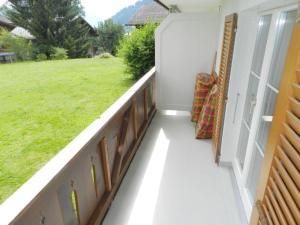 Ein Balkon oder eine Terrasse in der Unterkunft Apartment Monique Nr. 14