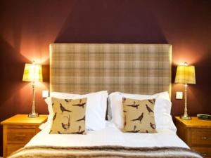 A bed or beds in a room at Apartment Beinn Bhreac