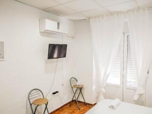 Televisi dan/atau pusat hiburan di Estudio Calle Murillo