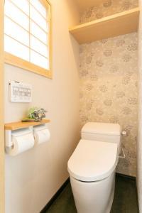A bathroom at Sakura Stay Yoga 201