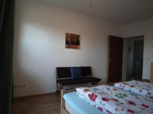 TV/Unterhaltungsangebot in der Unterkunft Sunny apartment in Pähl