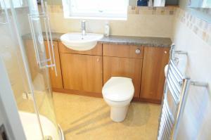 A bathroom at House in Cheltenham