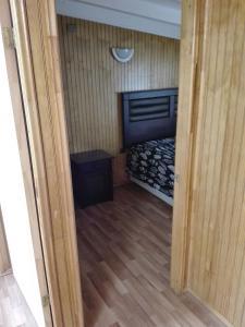 Cama o camas de una habitación en Tres de junio
