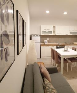Część wypoczynkowa w obiekcie Lovely private flat+FREE breakfast+FREE parking
