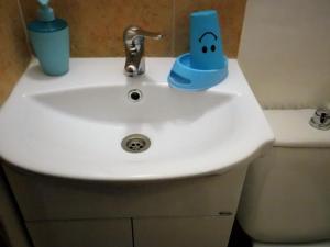 Ένα μπάνιο στο Ladadika Studio